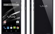 """Điện thoại Vaio Phone ra mắt, """"thiếu vắng"""" nhãn Sony"""