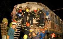 Tai nạn làm đường sắt Bắc - Namđứt mạch