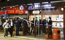 Xả súng cướp đồng hồ708.000 USD tạiHong Kong