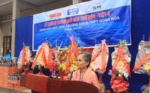 Khánh thành nhà bán trú Đức - Việt 4 tại Quan Hóa