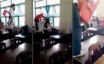 Một trường quốc tế nhận nuôi dạy nữ sinh lớp 7 bị đánh