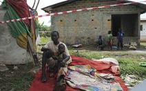 Mỹ đưa 10 người từ Sierra Leone về vì nghi phơi nhiễm Ebola