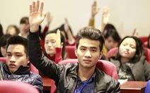 Quốc hội trẻ:Để có trách nhiệm với bản thân và đất nước