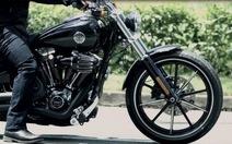 Clip hướng dẫn lái môtô phân khối lớn của Harley-Davidson