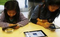 Đài Loan cấm trẻ em dùng iPad