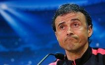 Barcelona dè chừng Manchester City