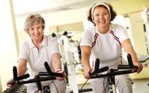 Tập thể dục thường xuyên duy trì sự minh mẫn