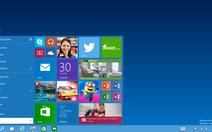 Công bố Windows 10 với tính năng đăng nhập vân tay