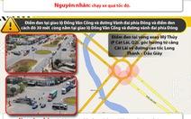 Cận cảnh 10 điểm đen tai nạn giao thông nguy hiểm tại TP.HCM