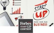 Forbes VN, Thế giới di động cổ vũ khởi nghiệp