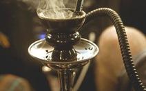 Một lần hút shisha bằng hút 100 điếu thuốc lá