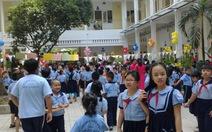 Hai trường tiểu học quận 1 đạt chuẩn kiểm định