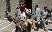 IS nhận trách nhiệm đánh bom 142 người chết ở Yemen