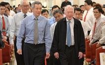 Thủ tướng Singapore Lý Hiển Long nói về cha mình