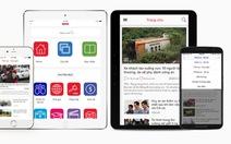 Tuổi Trẻ Online giới thiệu ứng dụng mới trên iOS và Android