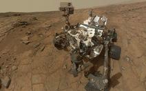 Robot NASA tìm thấy nitơ trên sao Hỏa