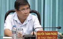 Ông Nguyễn Thành Phong làm phó bí thư Thành ủy TP HCM