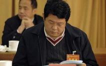 Tỉ phú Trung Quốc thân thiết với cựu thứ trưởng tham nhũng