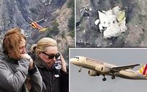 Một phi công ngoài buồng lái khi máy bay 4U9525 gặp nạn