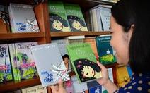 Sách Bảy bước tới mùa hècủa Nguyễn Nhật Ánh bán chạy