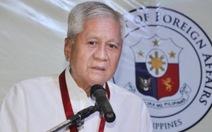 Philippines cáo buộc Trung Quốc muốn kiểm soát biển Đông