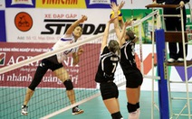 Astana vào bán kết Giải bóng chuyền nữ quốc tế Cúp VTV - Bình Điền 2015