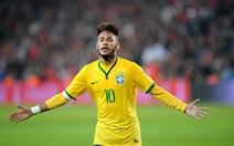 Chờ Neymar hồi sinh trước tuyển Pháp