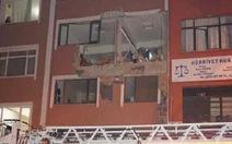 Nổ bom tại tạp chí Thổ Nhĩ Kỳ, 1 người thiệt mạng