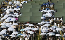 """Singapore """"choáng"""" vì quá đông người viếng ông Lý Quang Diệu"""