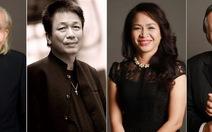 Nhạc sĩ Phú Quang vào bộ tứ giám khảo Tiếng hát mãi xanh