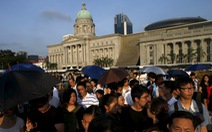 Quốc tang cố Thủ tướng Lý Quang Diệu qua những con số