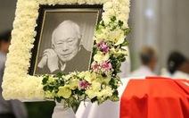 Hình ảnh lễ tang cố Thủ tướng Singapore Lý Quang Diệu
