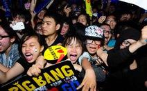 Gào khóc khi gặp 7 nhóm nhạc Hàn Quốc, vì sao?
