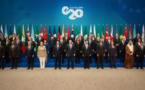 Hải quan Úc vô tình để lộ thông tin các nhà lãnh đạo quốc tế