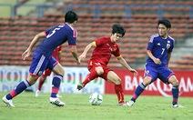 Olympic VN - Nhật Bản 0-2: đẳng cấp cách biệt