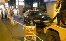 Khởi tố tài xế Audi tông hàng loạt người ở Tân Sơn Nhất