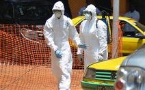 Guineađóng cửa biên giới vớiSierra Leone vì Ebola
