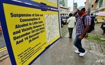 Singapore cấm bia bọt về đêm, giới kinh doanhkhóc ròng