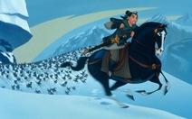 Hãng Disney làm phim Hoa Mộc Lanphiên bản người thật