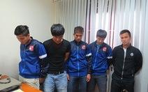 Nhóm cầu thủ CLB Đồng Nai bán độ hàng trăm triệu đồng