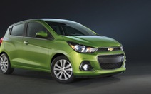 Chevrolet Spark 2016 có đáng mong đợi?