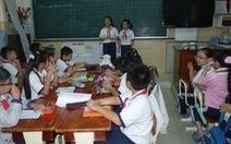 Giáo viên không được soạn bài mẫu cho học sinh