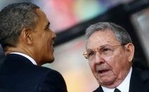 Tổng thống Mỹ và chủ tịch Cuba sẽchính thứcgặp nhau