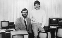 Bill Gates viết tâm thư mừng Microsoft 40 tuổi