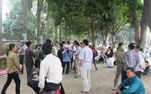 Cổ đông kéo đến liên đoàn lao động đòi quyền lợi