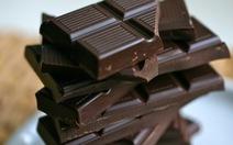 Ăn chocolate đen hàm lượng cao giúp giảm cân hiệu quả