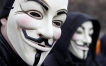 """Nhóm tin tặc Anonymous """"tấn công"""" IS"""