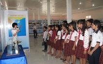 Triển lãm 60 năm truyền thống Hải quân nhân dân Việt Nam