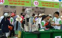 Sắp diễn ra ngày hội tái chế chất thải TP.HCM