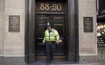 Trộm cuỗm 300 triệu USD ngay giữa London